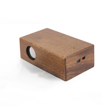 FYD926 Portable Wireless Bluetooth Wooden Speaker Portable Sound Box Bass Stereo Subwoofer Radio Boom BoxWith Aux USB(China)