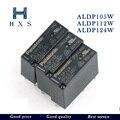 Реле ALDP105 ALDP112 ALDP124 ALDP105W ALDP112W ALDP124W 5 в 12 В 24 В 5 А 250 В DIP4 новое и оригинальное, 5 шт.