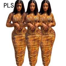 Novo estilo o pescoço feminino sexy longo maxi vestido senhoras clube festa vestidos longo femme