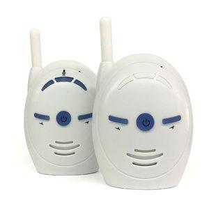 Image 5 - V20 נייד בייבי סיטר 2.4GHz בייבי מוניטור אודיו דיגיטלי קול שידור דיבור כפול מכשיר קשר (תקע אירופאי) #5