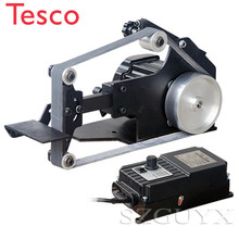 Desktop Small Brushless Belt Industrial Grade Diy Woodworking Polishing Fixed Angle Sharpening Machine