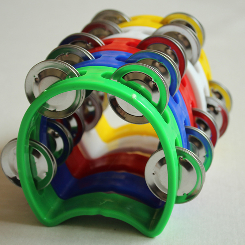 handbell-held-tambourine-metal-bell-plastic-rattle-ball-percussion-party-game-baby-toy-musical-instruments-tambourine-kids