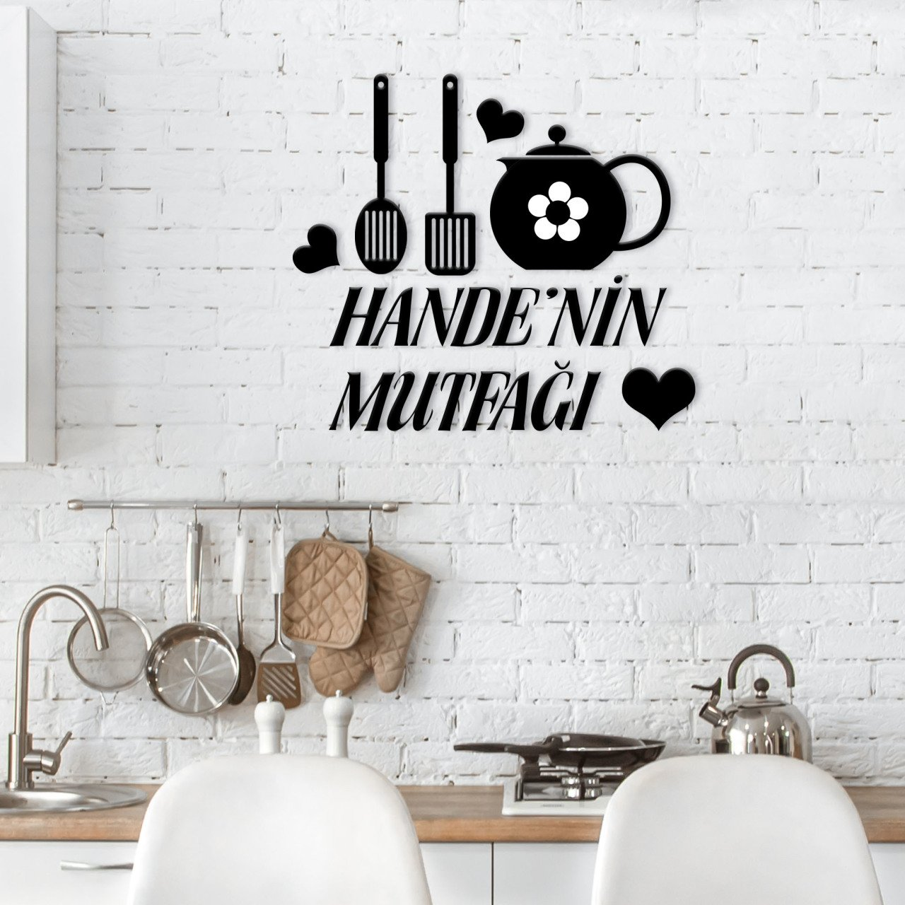 BK Home Is Kitchen Wood Wall Süsü-3 Modern Convenient Reliable Decoration Gift Quality Design Simple Vicinity