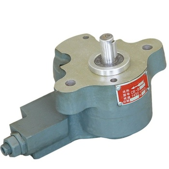 hydraulic gear pump CB-B6 with ears with valve low pressure oil pump factory best quality
