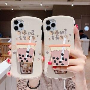 New Cute Bubble Tea Phone Case