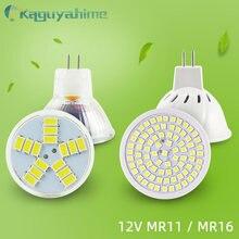 =(K) lâmpada led mr16 12v mr11, 80leds, dc 10-30v, ponto de luz 6w lampara bombillas branco quente frio