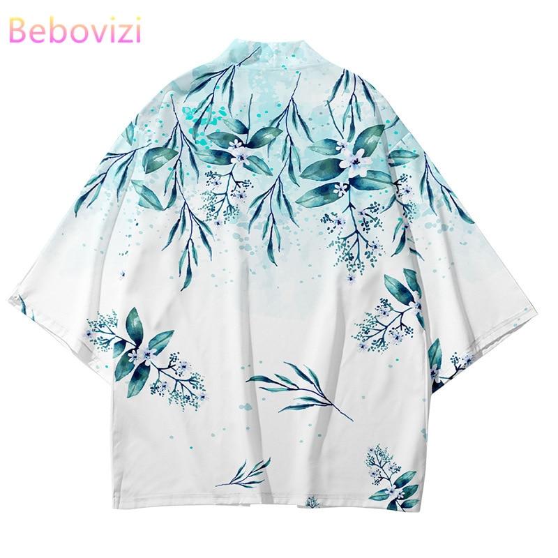 Plus Size XXXL 6XL 5XL 4XL Loose Japanese Streetwear Cardigan Women Men Harajuku Haori Kimono Cosplay Top Shirts Yukata Tao Robe