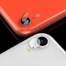2 conjunto de filme lente para iphone 12 pro se 2020 11 pro max 8 7 6 x xs lente vidro temperado câmera película de vidro protetor 2pcs vidro