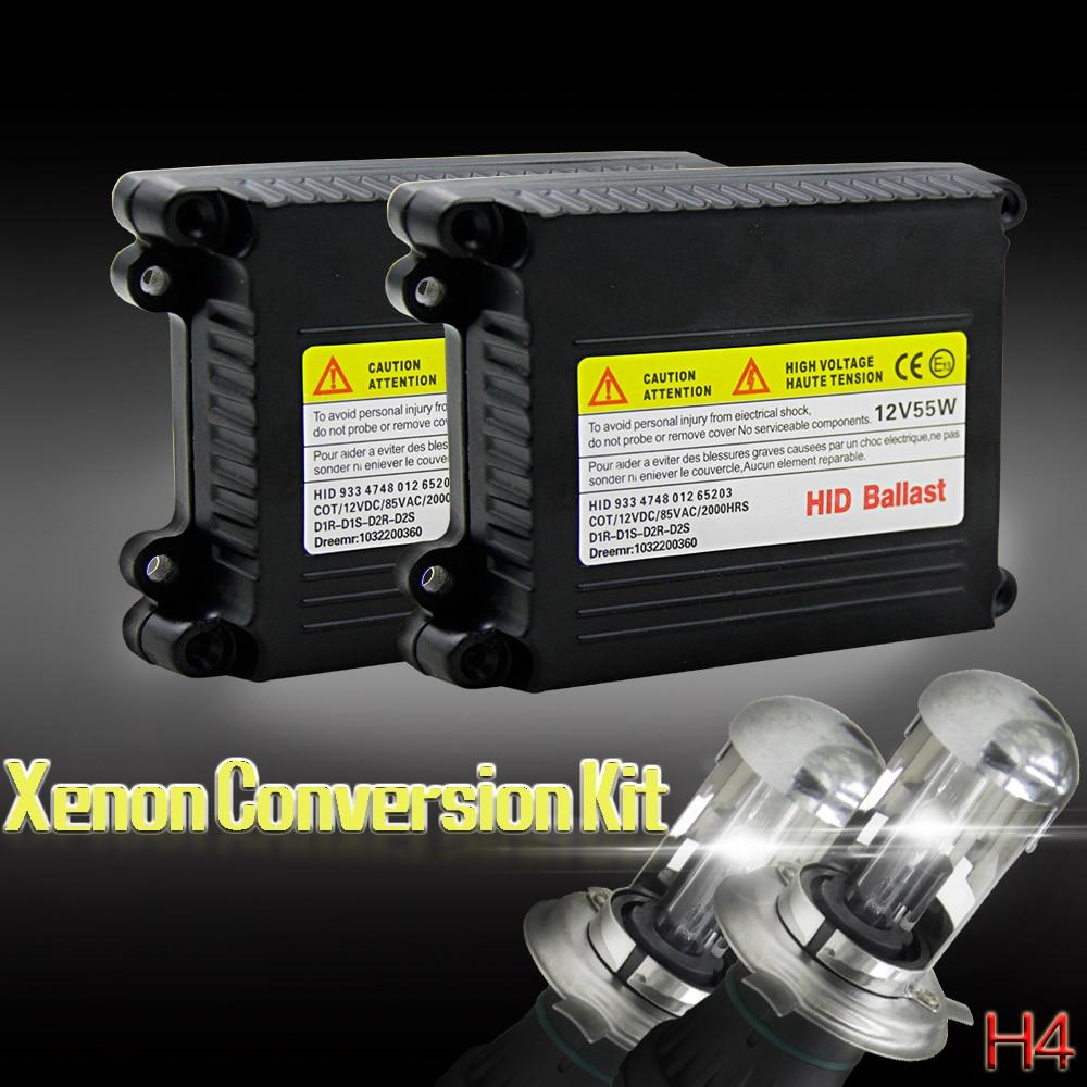 xenon blocos ignição bixenon lâmpadas do carro com reator para h3 9005 9006