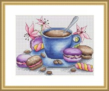 ZZ626 Homefun Cross Stitch Kit Package Greeting Needlework Counted Cross-Stitching Kits New Style Counted Cross stich Painting(China)