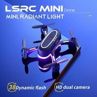Mini Dron teledirigido con cámara profesional, 480P, 720P, HD, Wifi, Fpv, plegable, Dron de bolsillo, juguetes de regalo para niños