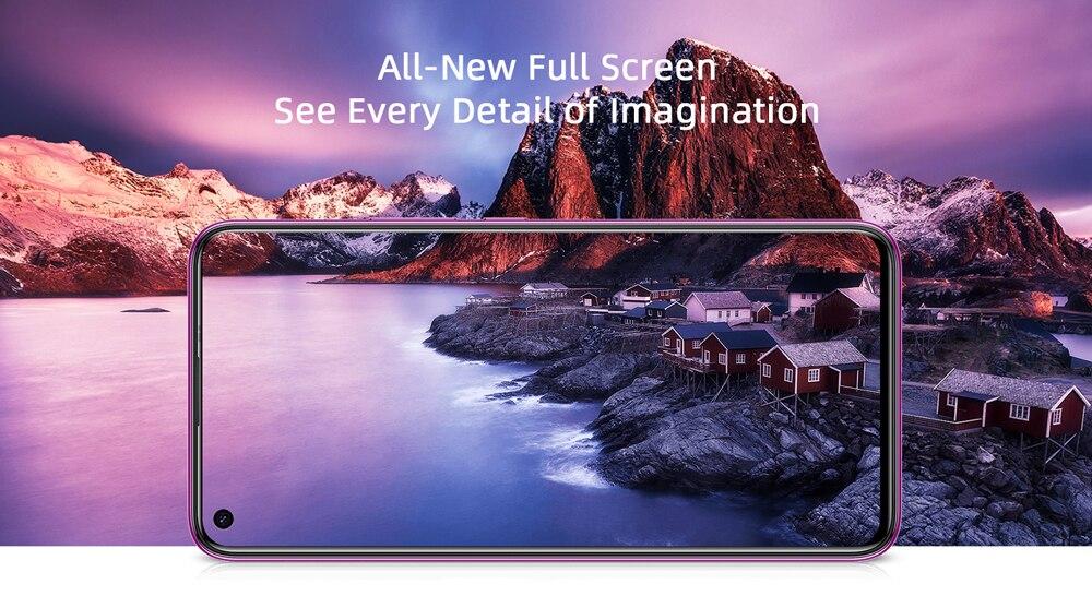 ELEPHONE U3H Helio P70 Octa Core Smartphone Better Than Xiaomi Mi 10 Redmi Note 7 Note 8 6.53 FHD+ 128GB  256GB 24MP Selfie 48MP Dual Camera NFC Android 10 Mobile Phone (8)