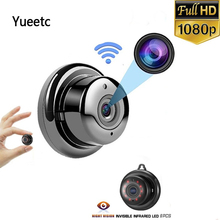 Mini WIFI Camera 1080P Full HD micro Video Camera Wide-angle Lens Infrared Night Vision Network Smart Monitoring Home Security ahwvse home security camera 1080p ahd camera module with wide angle 3 7 mm lens
