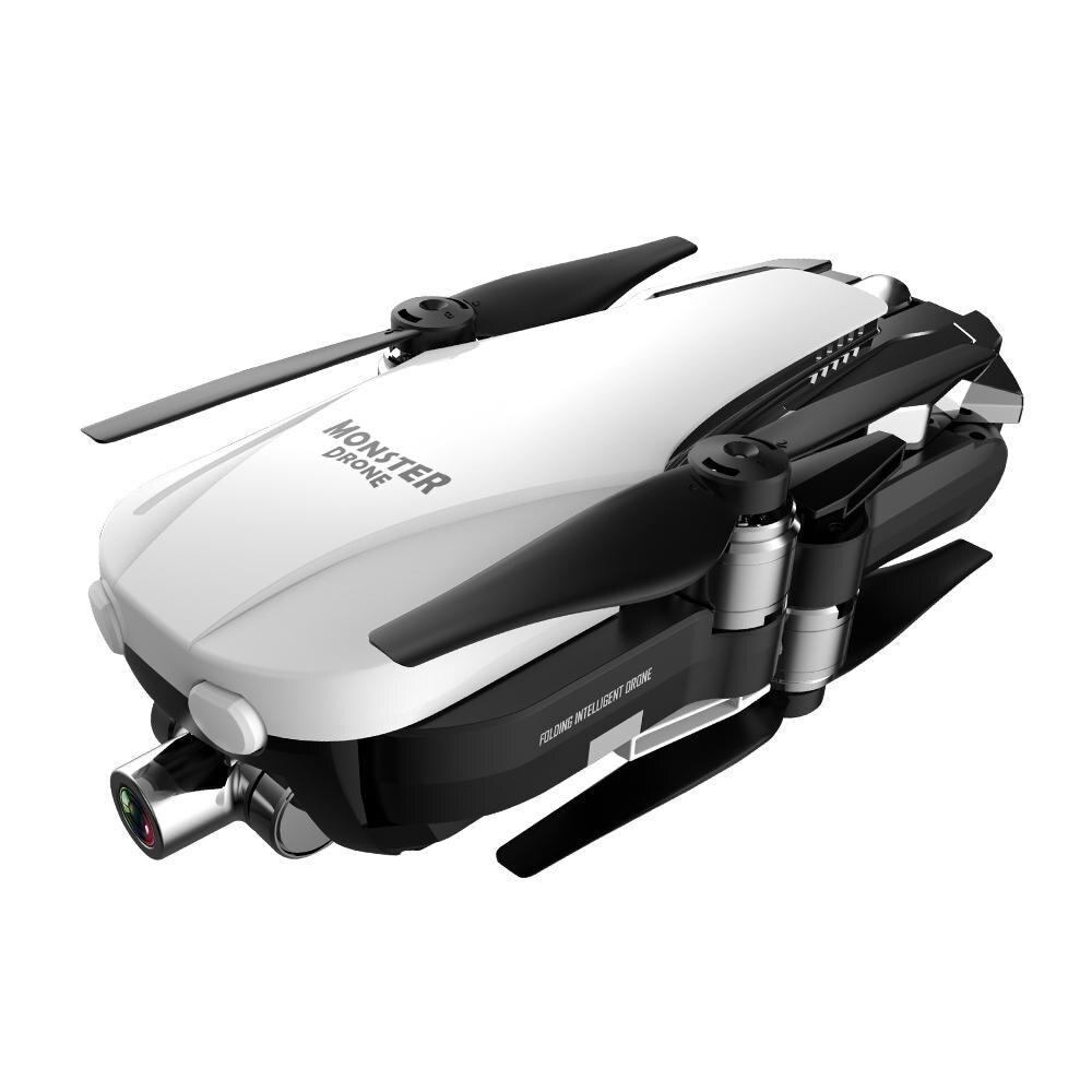 F8 профессиональный Дрон с камерой 4K HD двухосевой антивибрационный самостабилизирующийся шарнир gps WiFi FPV RC вертолет Квадрокоптер игрушки - 3