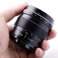 Risespray 35mm f/0.95 super grande abertura mark iii lente padrão para câmera mirrorless