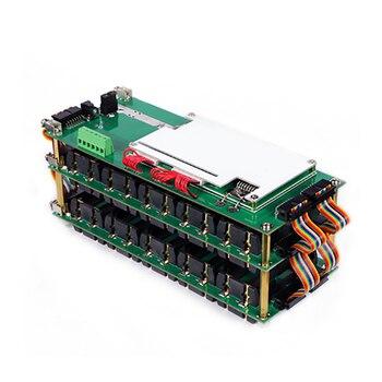 18650 Battery Holder 74V 20S Power Wall 18650 Battery Pack 20S BMS Lithium-Lon Lithium DIY Motorcycle Battery 20S Battery Box