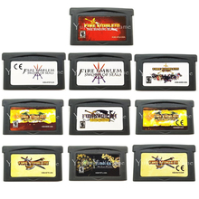 Sealed Sword Sacred Stones 32 Bit Video Game Cartridge Console Card for Nintendo GBA