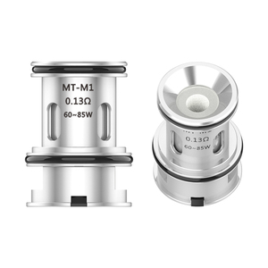 Image 2 - 12pcs Original VOOPOO Maat Tank Coils 0.13ohm 0.17ohm 0.2ohm Maat Tank Core Heads for Alipha Zip Mini Find Electronic Cigarette