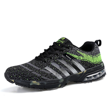 2019 Air Cushioning Men Running Shoe Breathable Male Sneaker