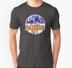 Men tshirt Defunct New York Raiders Hockey Unisex T Shirt Printed T-Shirt tees top(China)