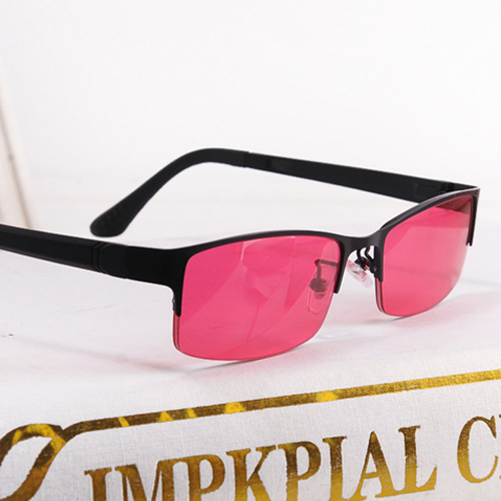 Color Blind Corrective Glasses for Red-Green Blindness Correction Examination Colorblind Driver Eyewear