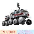 05031 933Pcs Turbo Clone Tanque 75151 Blocos Tijolos Compatíveis com 75151 Presentes Brinquedos Infantis