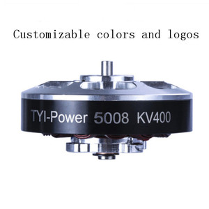 Image 5 - Brushless Motor 5008 KV335 KV400 CW CCW RC Aircraft Plane Multi copter Accessories Brushless Outrunner Motor 4pcs