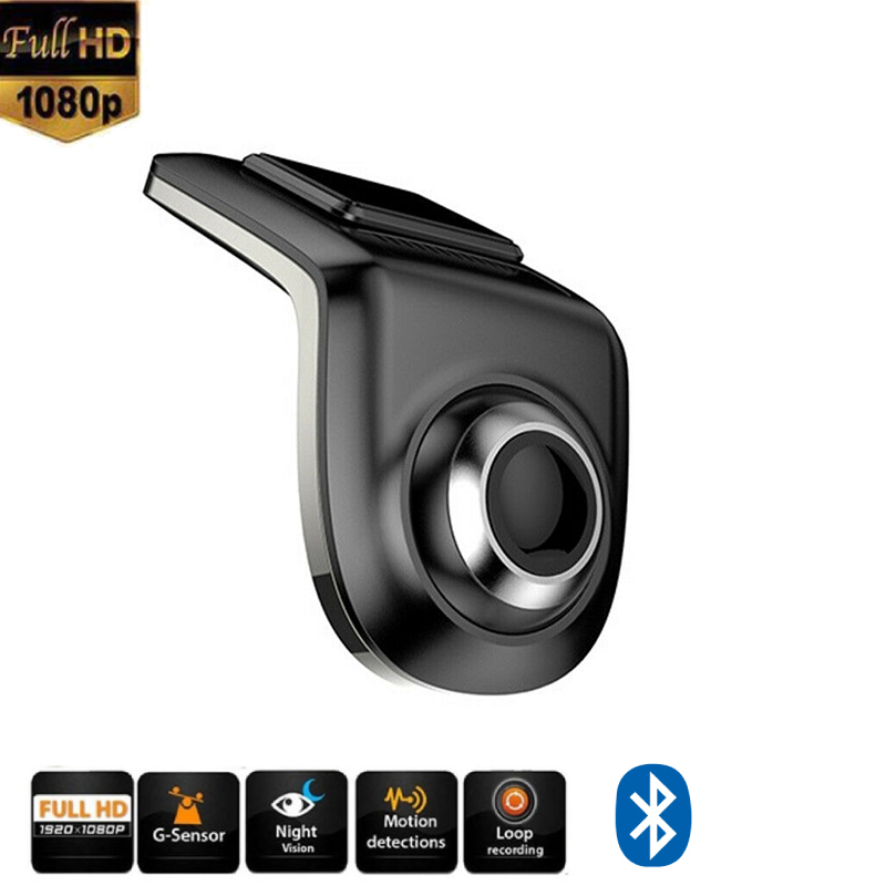 Mini HD 1080P <font><b>USB</b></font> Car <font><b>DVR</b></font> Camera Dash <font><b>Cam</b></font> Auto Digital Video Driving Recorder 170° Car Dash <font><b>Cam</b></font> Kit image
