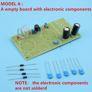 Image 3 - Zestawy modulacji częstotliwości radiowej pęcherzyka żółciowego, dwie lampy FM, lampa elektronowa super regeneracyjna, klakson napędowy 6J1 + 6J1