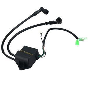 Image 5 - C.D.I. CDI Ignition Unit 3B2 06170 0 Cd Unit Assy for Tohatsu Nissan Hidea 9.8HP 8HP 2 Stroke Outboard Engine 3B2 06170