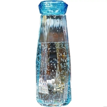 Crystal Cup Large Capacity Accompanying Originality Water Plastic Carry On