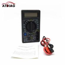 Multimetro digitale LCD DT830B test DC AC tensione DC resistenza corrente tester voltmetro AC/DC economico