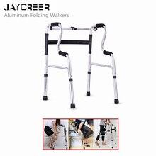 JayCreer Медлайн бариатрические складные ходунки с колесами или без колес