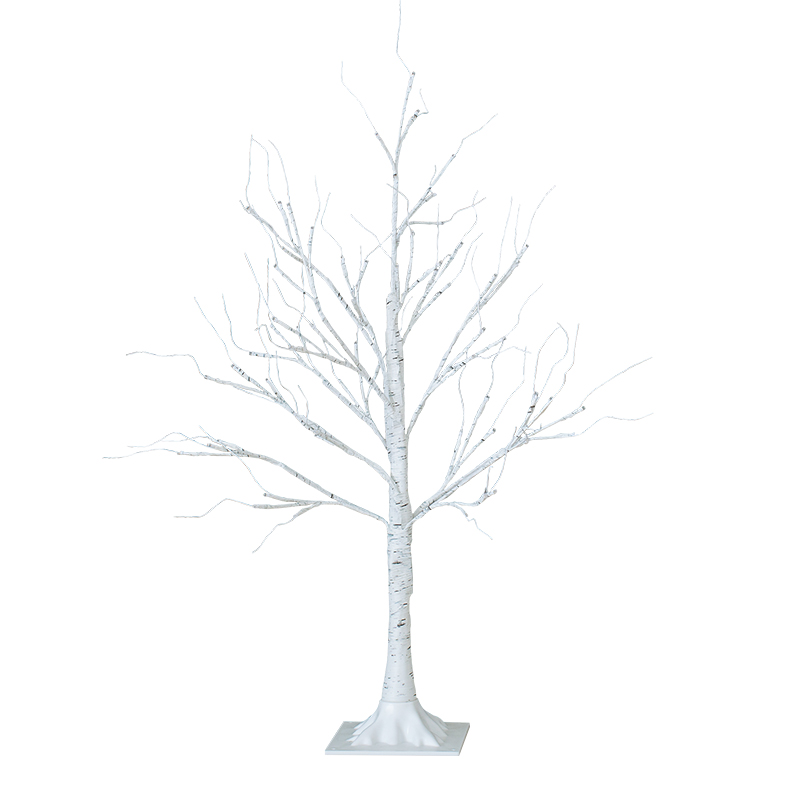 90cm Indoor Christmas Tabletop Warm White Simulate Twig Decoration Branch Led Birch Tree Lights