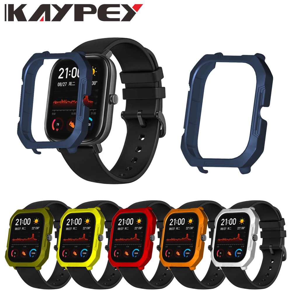 Protective Case For Xiaomi Amazfit GTS Watch Hard PC Cover Shell Frame Bumper Protector For Huami Amazfit GTS Accessories