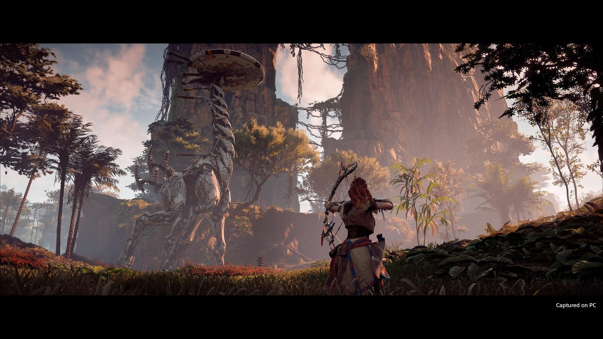 地平线零之曙光 确定将于8月7日登陆PC平台 Epic 游戏资讯 第2张