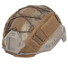 Охотничий шлем для страйкбола тактический военный боевой чехол