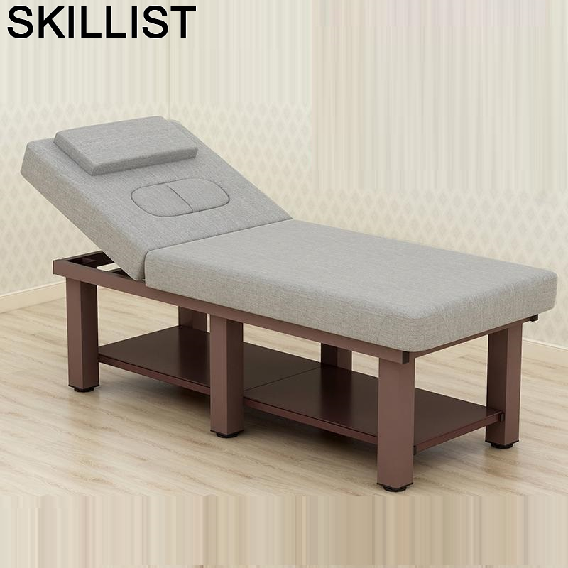 Envio Gratis Furniture Dental Cama Masaj Koltugu Tattoo Mueble De Table Camilla Masaje Plegable Folding Salon Chair Massage Bed