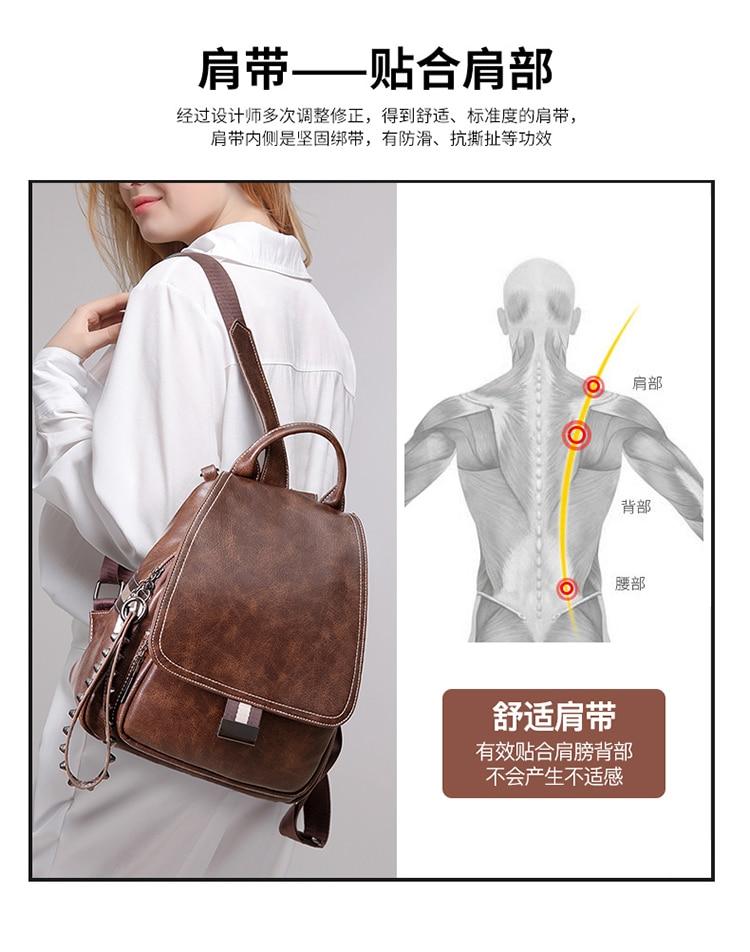 coreana na moda versátil único ombro duplo dupla-uso bolsa feminina mini