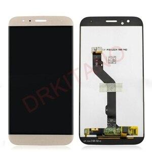 Image 3 - Per Huawei G8 Display LCD GX8 RIO L01 L02 L03 di Tocco Digitale Dello Schermo di Ricambio Per Huawei G8 LCD Con Cornice di Ricambio parti