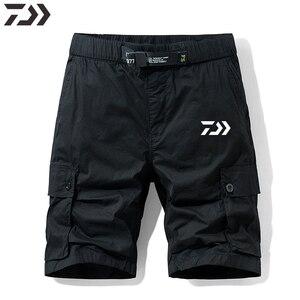 Fishing Daiwa Short Pants Summ