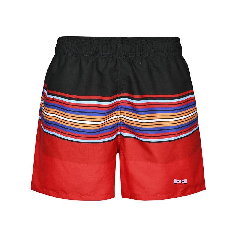 2020 Eden Park Short Men's Summer Thin Striped Beach Trousers Casual Sports Broard Short Pants Men Loose Lightweight Shorts Gym