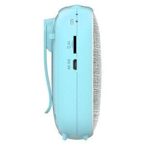 Image 3 - Nieuwe Draagbare Megafoon Met Microfoon Onderwijs Outdoor Megafoon Mini Muziekspeler Voice Versterker Ondersteuning Aux Tf MP3/Wma/ wav formaat