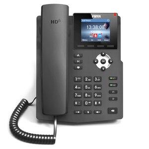 Image 5 - ใหม่ Fanvil X3S/X3SP/X3G SOHO โทรศัพท์ IP ไร้สายสมาร์ทโทรศัพท์สนับสนุน EHS ชุดหูฟังไร้สาย VoIP โทรศัพท์สำหรับบ้านสำนักงานธุรกิจ
