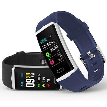 New Original IP68 Waterproof Smart Band Heart Rate Tracker Fitness Tracker Smart Bracelet Men Smart Wristband sport Smart Watch