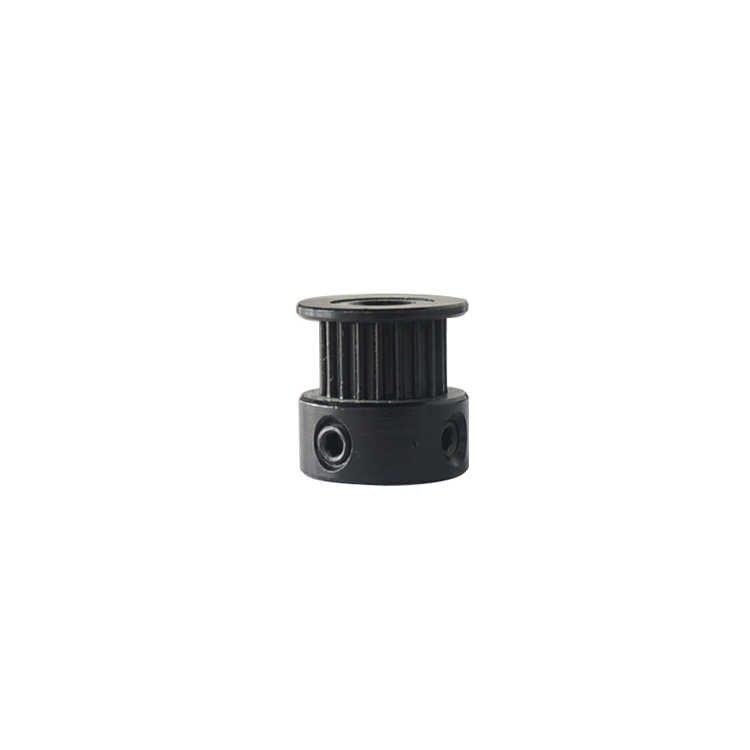 """GT2 עיתוי גלגלת 20 שיניים נשא 3.17mm 4mm 5mm 6 מ""""מ 6.35mm 8mm עבור רוחב 9mm 10mm 2GT סינכרוני חגורת קטן backlash 20 שיניים"""