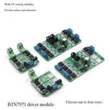 Multi-Way Btn7971 7960 Drive Module Omnidirectional Wheel Car Drive Module