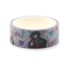 2pcs/lot Suicide Squad Hand Account Washi Tape Album Diary Decoration DIY Colorful Stationery Adhesive AT2816