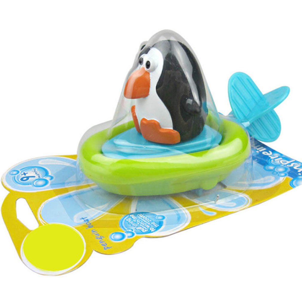 PP Swimming Children's Toy Bath Swimming Bathtub Safety Toy Children Baby Parent-Child Communication Interactive Toy