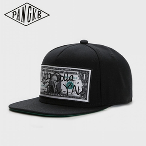 PANGKB Brand DOLLA DOLLAR CAP ball-y'all black USA hip hop snapback hat for men women adult outdoor casual sun baseball cap